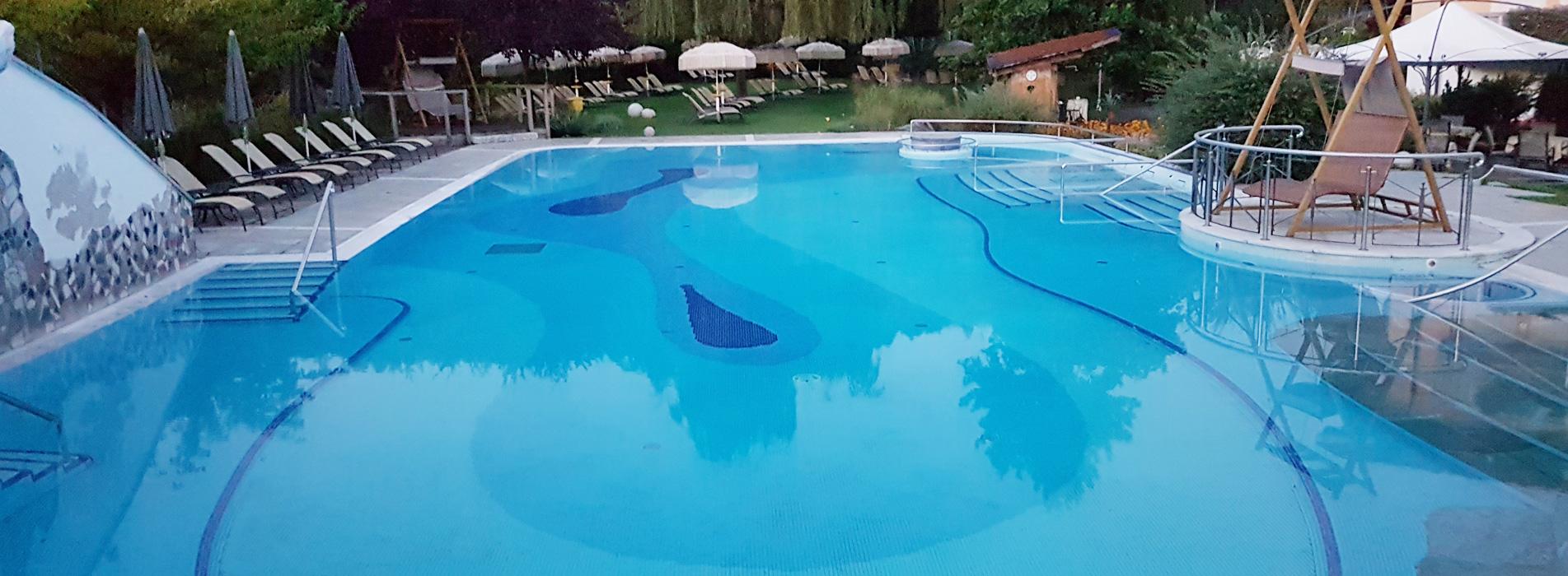 Mlz pools wellness schwimmbadbau in k nigstein - Innenarchitekt heidelberg ...